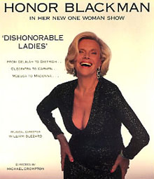 honor blackman imdb