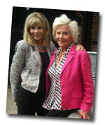Britt Ekland & Honor Blackman